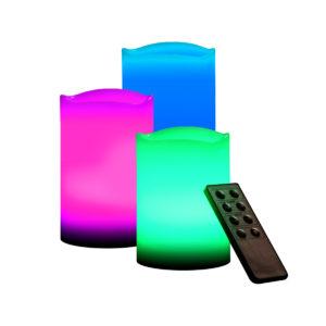 Świeczki na baterie